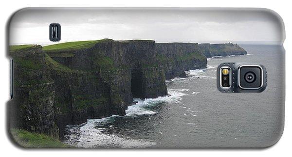 Celtic Cliffs Galaxy S5 Case