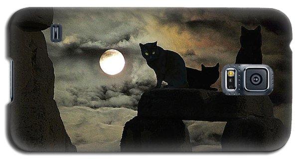 Celtic Nights Galaxy S5 Case by I'ina Van Lawick