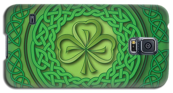 Celtic Spirit Galaxy S5 Case by Ireland Calling