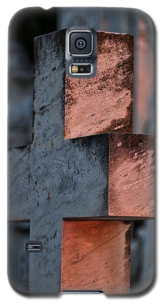 Cemetery Cross - Hvar Croatia Galaxy S5 Case