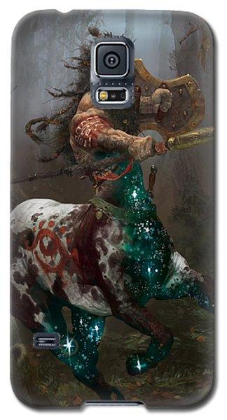 Centaur Token Galaxy S5 Case by Ryan Barger