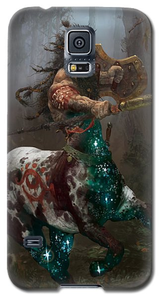 Centaur Token Galaxy S5 Case