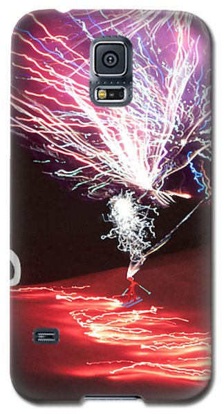 Centennial  Winter Carnival Galaxy S5 Case by Daniel Hebard