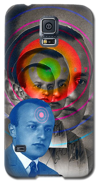 Center Of Attention Galaxy S5 Case