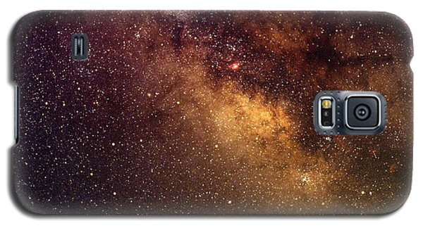 Center Of The Milky Way Galaxy S5 Case