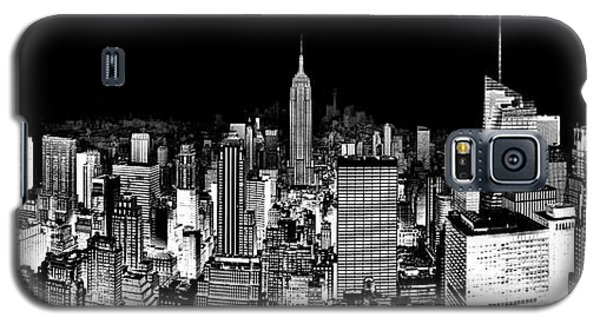 Empire State Building Galaxy S5 Case - Center Of The Universe by Az Jackson
