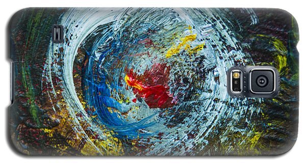 Centered Heart Galaxy S5 Case