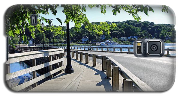 Centerport Bridge Long Island New York Galaxy S5 Case