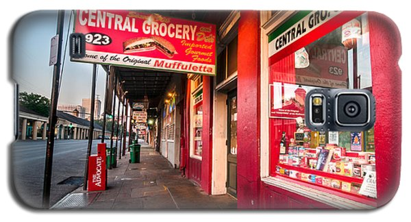 Central Grocery And Deli In New Orleans Galaxy S5 Case