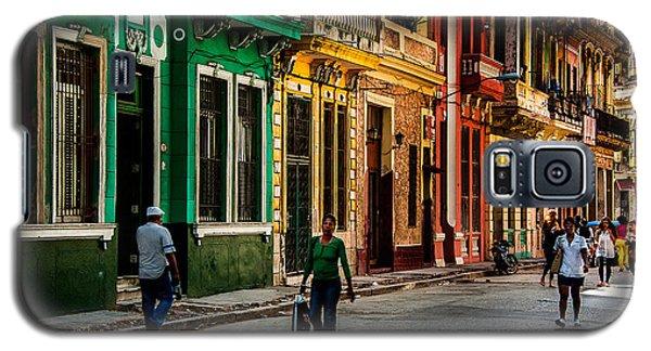 Central Havana Galaxy S5 Case