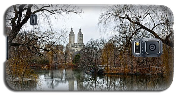Central Park And San Remo Building In The Background Galaxy S5 Case