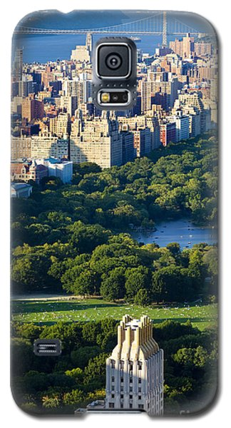 Central Park Galaxy S5 Case