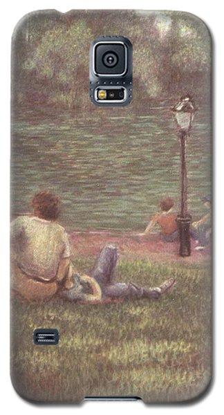 Central Park Nyc Galaxy S5 Case
