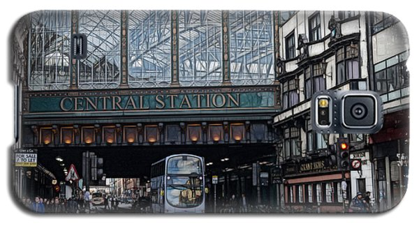 Central Station Glasgow Galaxy S5 Case