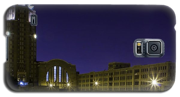 Central Terminal At Night  Galaxy S5 Case by Don Nieman