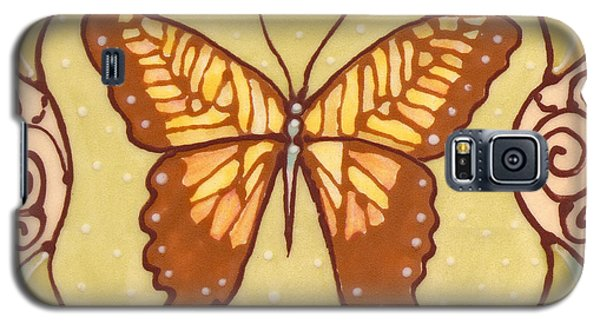 Ceramic Butterfly Galaxy S5 Case