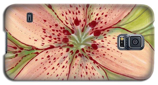Ceramic Flower 2 Galaxy S5 Case
