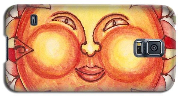 Ceramic Sun 2 Galaxy S5 Case