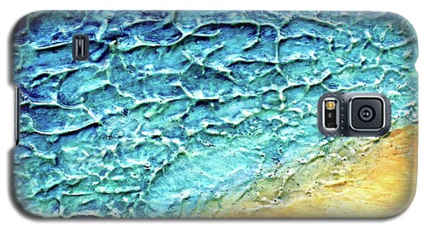 Galaxy S5 Case featuring the painting Certainties by D Renee Wilson
