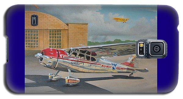 Cessna 195 Galaxy S5 Case