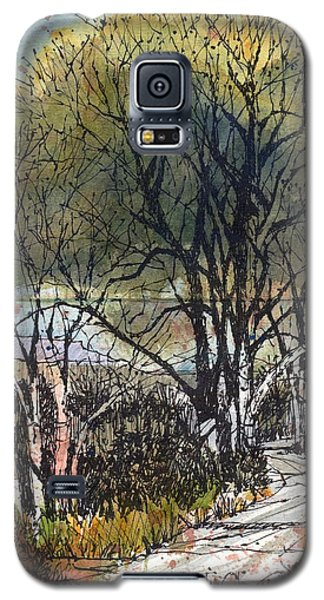 Ceta Canyon Road Galaxy S5 Case by Tim Oliver