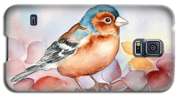 Chaffinch 2 Galaxy S5 Case by Inese Poga