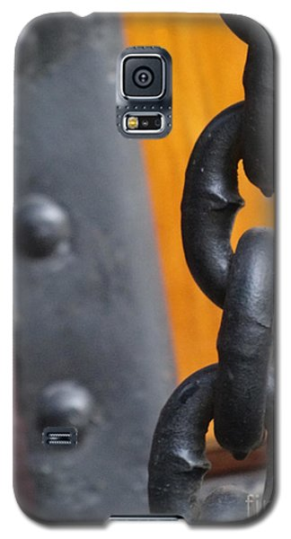 Chain And Rivets Galaxy S5 Case