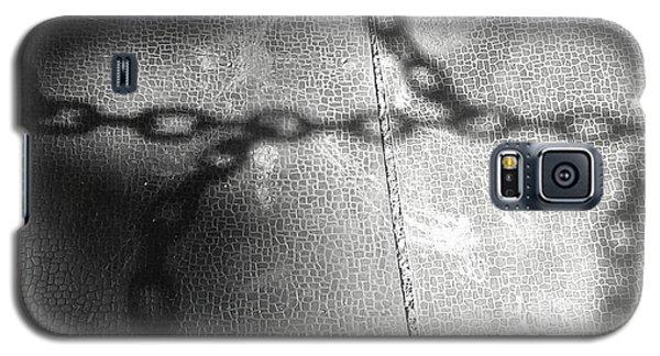 Chain Ladder Galaxy S5 Case by James Aiken