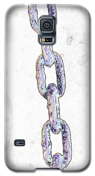 Chains That Bind Galaxy S5 Case by Rhonda McDougall