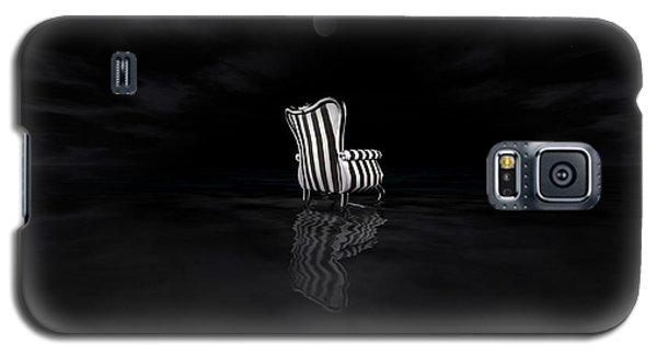 Chair Galaxy S5 Case by Kylie Sabra