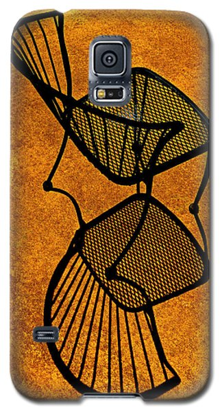 Chair Saturation Galaxy S5 Case by Christopher McKenzie