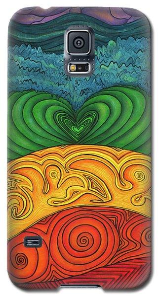 Chakra Ascension Galaxy S5 Case by Deborha Kerr