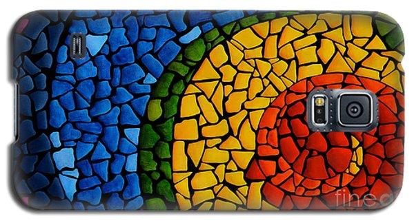 Chakra Swirl Galaxy S5 Case by Deborha Kerr