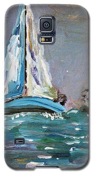 Challenging Waters Galaxy S5 Case