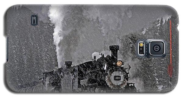 Chama Pass 01 Galaxy S5 Case
