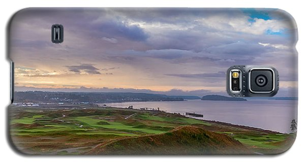 Chambers Bay Links Galaxy S5 Case