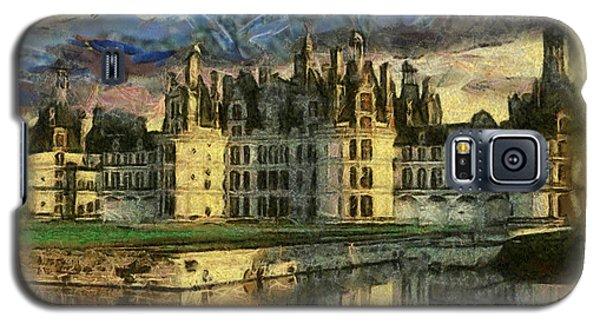 Chambord Castle Galaxy S5 Case by Georgi Dimitrov
