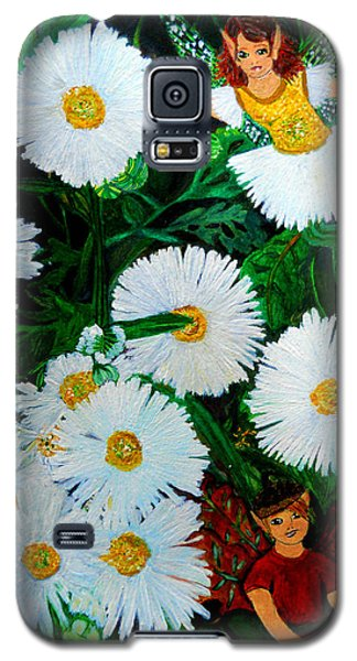 Chamomile Galaxy S5 Case