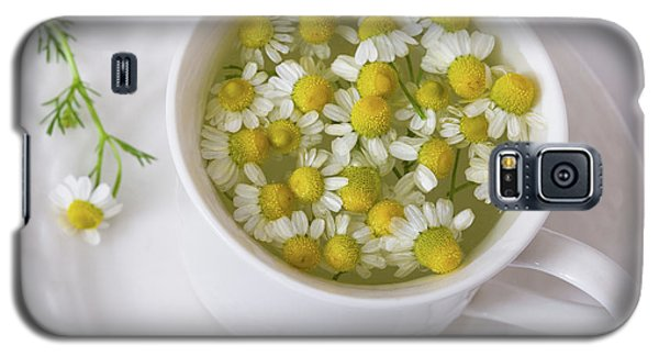 Chamomile Tea Galaxy S5 Case