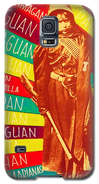 Chamorro Revolutionary Galaxy S5 Case