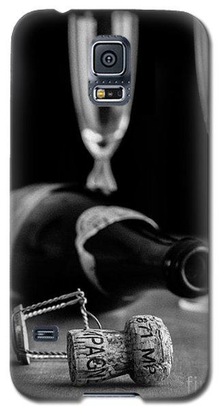 Champagne Bottle Still Life Galaxy S5 Case