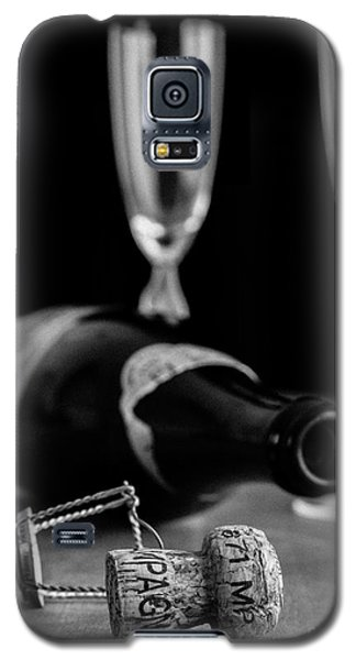 Champagne Bottle Still Life Galaxy S5 Case