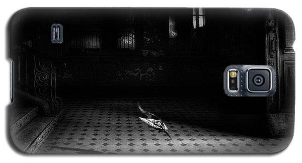 Dove Galaxy S5 Case - Chance Encounter by Holger Droste