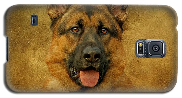Chance - German Shepherd Galaxy S5 Case