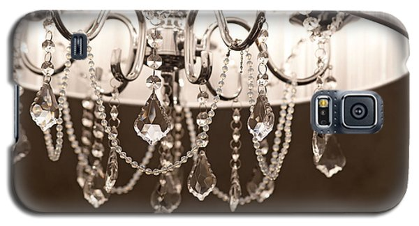 Galaxy S5 Case featuring the photograph Chandelier by Aiolos Greek Collections