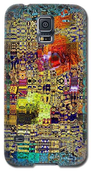 Chandelier Mosaic 1 Galaxy S5 Case