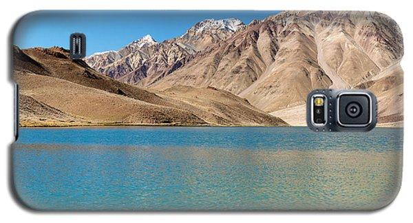 Chandratal Lake Galaxy S5 Case by Yew Kwang