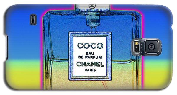 Chanel Bottle 1 Galaxy S5 Case