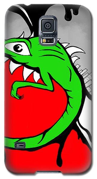 Change Galaxy S5 Case