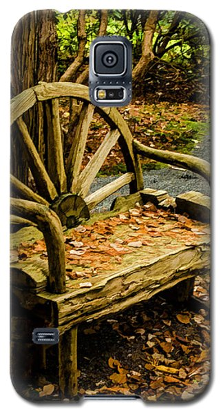 Changing Of The Seasons Galaxy S5 Case